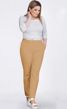 Trousers LeNata 13810 pesochnyj