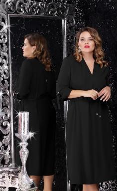 Dress LeNata 11062 chern