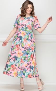 Dress LeNata 13025 roz
