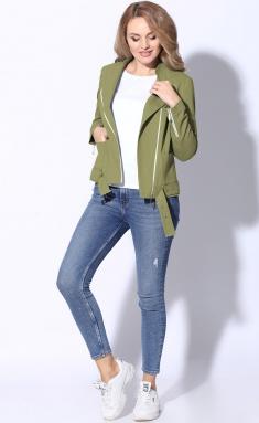 Jacket LeNata 11105 oliv