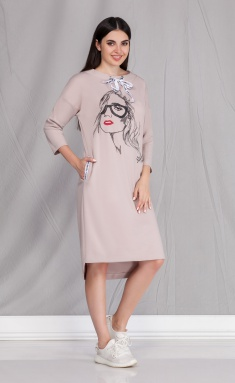 Dress Ivelta plus 1706