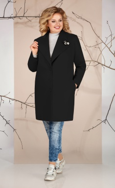 Coat Ivelta plus 893 chern