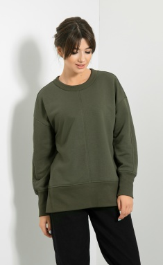 Sweatshirt Samnari L88 xaki