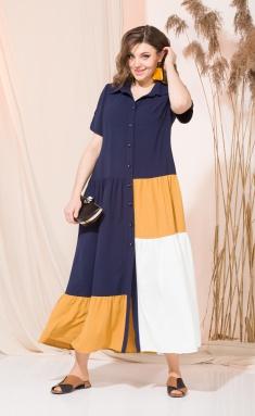 Dress Inpoint 027 3-kolor
