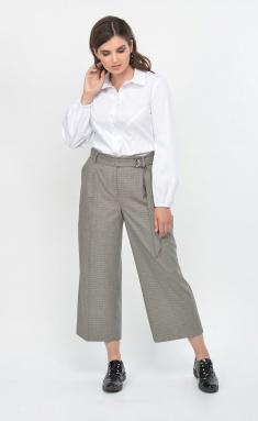 Trousers Roma Moda M221 bezh