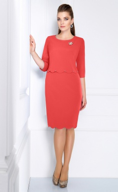 Dress Matini 3.1013 korall