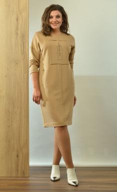 Dress Angelina Design Studio 595 bezh