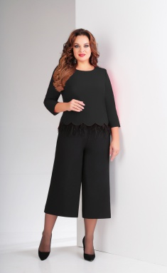 Suit Vilena-fashion 601 chern