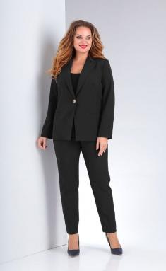 Suit Vilena-fashion 603 chern