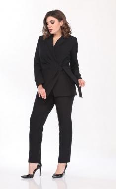 Suit Vilena-fashion 655 chern
