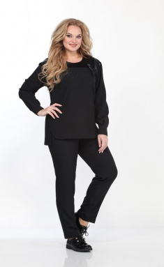 Suit Vilena-fashion 679 chern