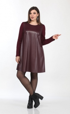 Dress Vilena-fashion 685 bord