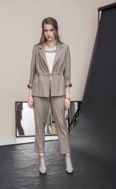 Suit Galean Style 771 bezh