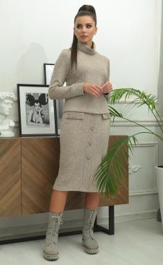 Suit Galean Style 796 bezh