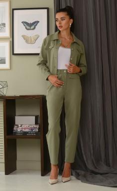 Suit Galean Style 823 xaki