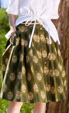 Skirt PAPAYA 1398