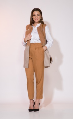 Trousers Inpoint 038 karam