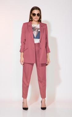 Suit Inpoint 040 roz