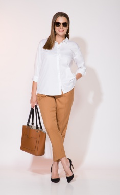 Shirt Inpoint 041 belyj