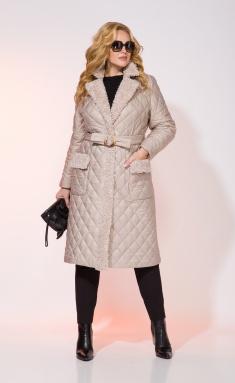 Coat Liliana 1001 perlamutr