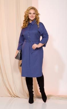 Dress Liliana 1008 indigo