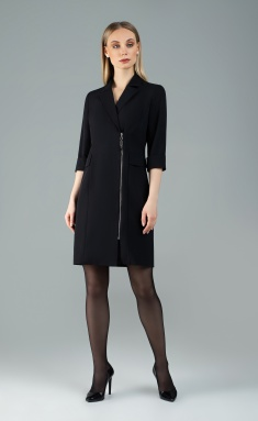 Dress MARIKA 341 chern