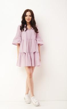 Dress LS 3501 nezhno-roz