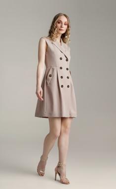 Dress MARIKA 361 bezh