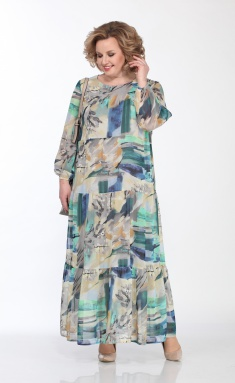 Dress LS 3642 akv