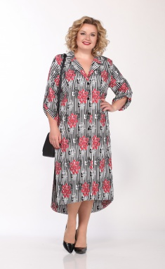 Dress LS 3664