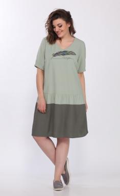 Dress LS 3677 zel