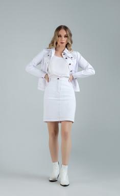 Skirt MARIKA 401/2 belyj