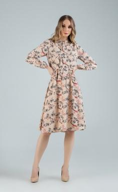 Dress MARIKA 406 pudr