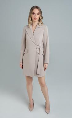 Dress MARIKA 415/1 bezh
