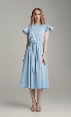 Dress MARIKA 421 v polosku