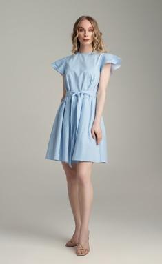 Dress MARIKA 422 v polosku