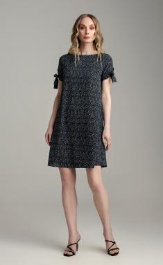 Dress MARIKA 423 chern