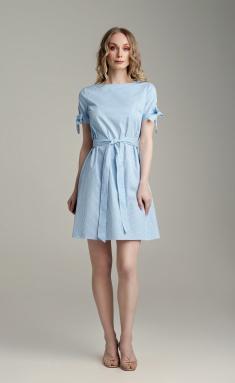Dress MARIKA 423 v polosku