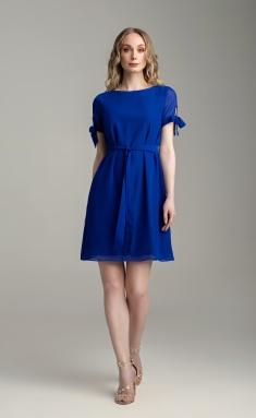 Dress MARIKA 423 sinij