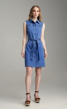 Dress MARIKA 427 indigo
