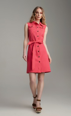 Dress MARIKA 427 korall