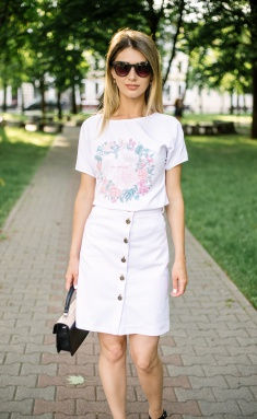 Skirt MARIKA 432/2 bel