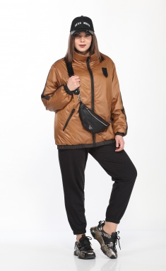 Jacket LS 6213 siena