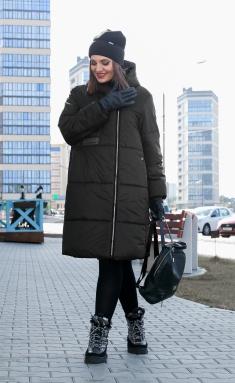 Coat LS 8278 chern