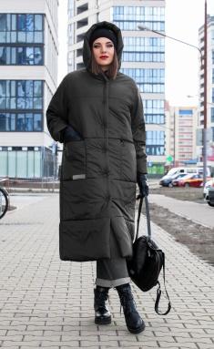 Coat LS 8279 chern