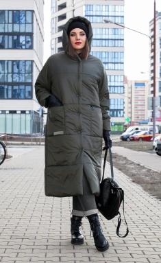 Coat LS 8279 xaki