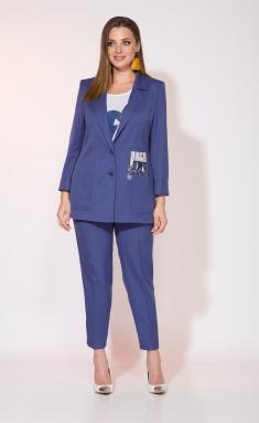 Suit Liliana 978 indigo 2-ka