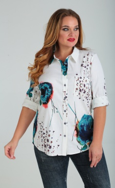 Blouse Lady Line 476