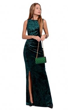 Dress La Café by PC NY1368-2 temno-zel,izumrudno-zel