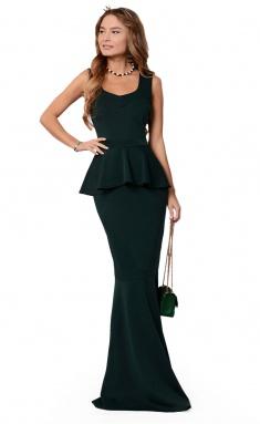 Dress La Café by PC NY1385-4 temno-zel